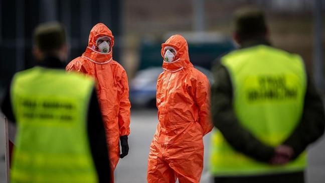 ABD'de koronavirüs salgınından ölenlerin sayısı 323 bini aştı