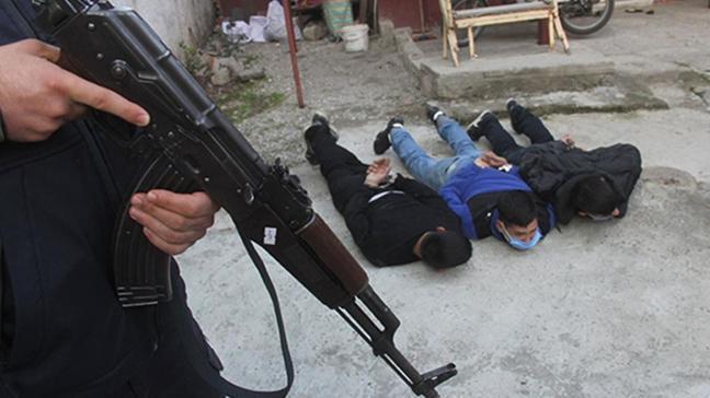 Adana'da uyuşturucu operasyonu: 4 gözaltı
