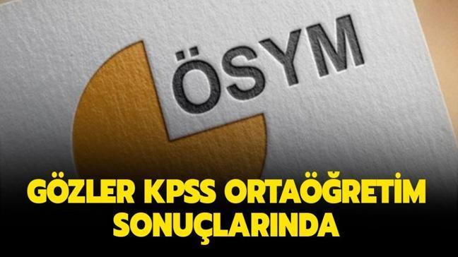 """KPSS ortaöğretim ne zaman açıklanacak"""" KPSS ortaöğretim memur tercihleri ne zaman alınacak"""""""