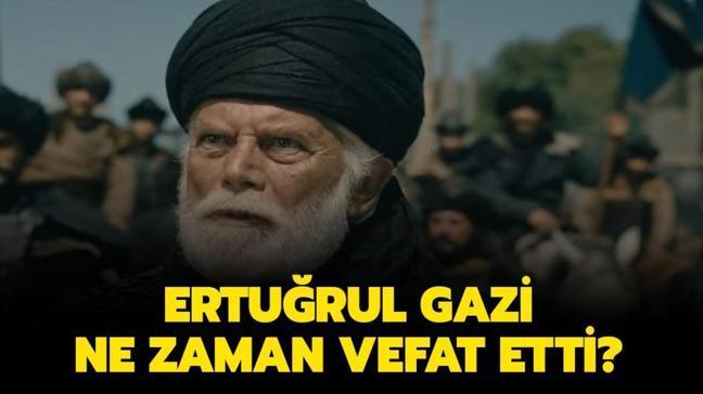 """Ertuğrul Gazi kimdir, türbesi nerede"""" Ertuğrul Gazi'nin ölümü nasıl, kaç yaşında ölmüştür"""""""