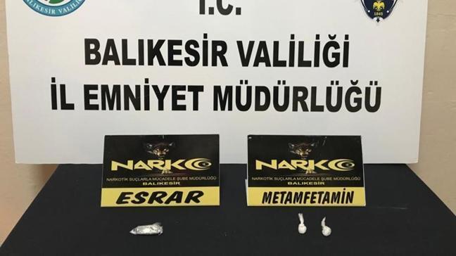 Balıkesir'in Bandırma ve Ayvalık ilçelerinde uyuşturucu operasyonu: 20 gözaltı