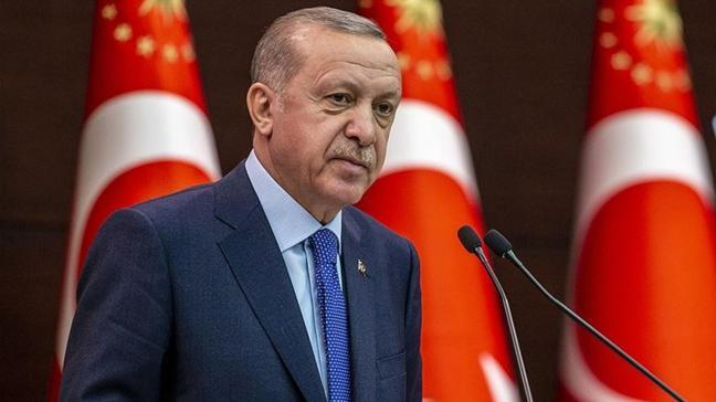 Başkan Erdoğan Şehit Fethi Sekin'i andı