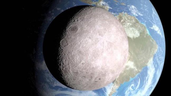 """Ayın karanlık yüzünü görmemizin nedeni nedir"""" Ay'ın öteki tarafı neden görünmüyor"""""""