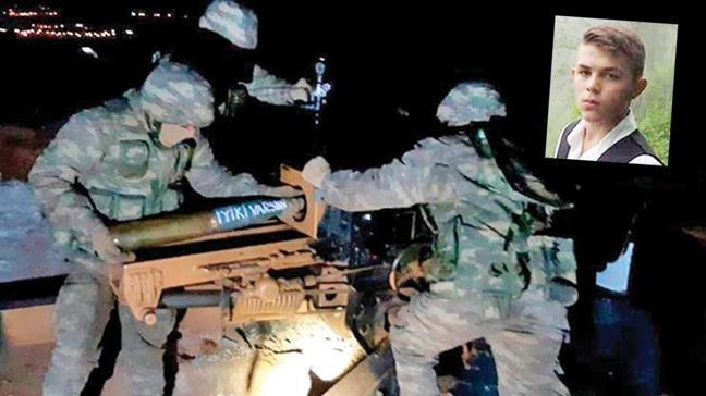 Bölücü hainlere Eren Operasyonu
