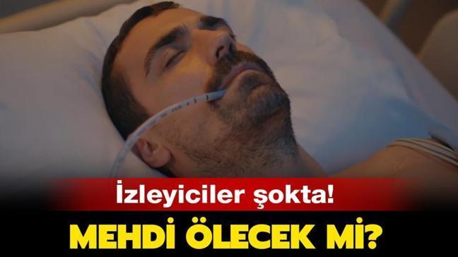 """İbrahim Çelikkol diziden ayrılacak mı"""" Doğduğun Ev Kaderindir Mehdi öldü mü"""""""
