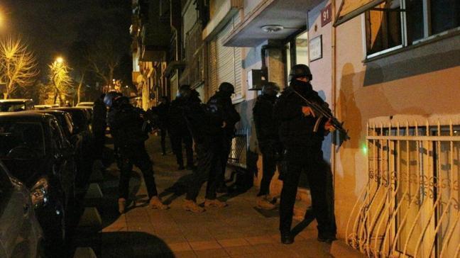 İstanbul'da terör örgütü PKK/KCK-PYD/YPG 'ye operasyon! Kadıköy'de bir gözaltı