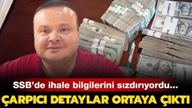 """SSB casusu Casus Yusuf Hakan Özbilgin, zulasından çıkan milyonlar için """"emanetti"""" dedi"""
