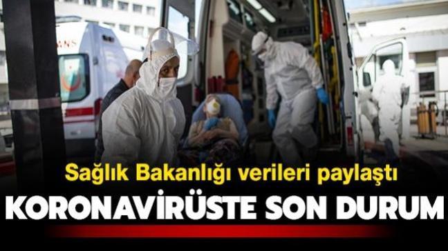 Sağlık Bakanlığı salgında son durumu açıkladı... İşte 17 Ocak koronavirüs tablosu