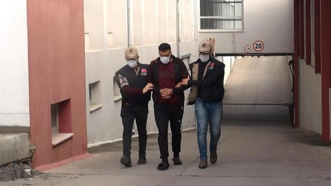 DEAŞ'ın hava savunma biriminde görev yaptığı belirlenen terörist tutuklandı