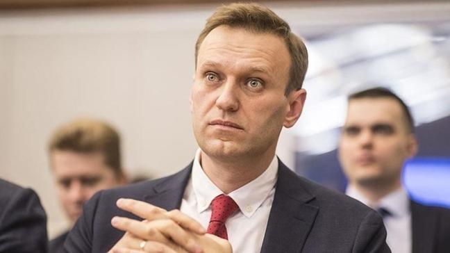 Rus muhalif Navalnıy'nın 30 gün tutuklu kalmasına karar verildi