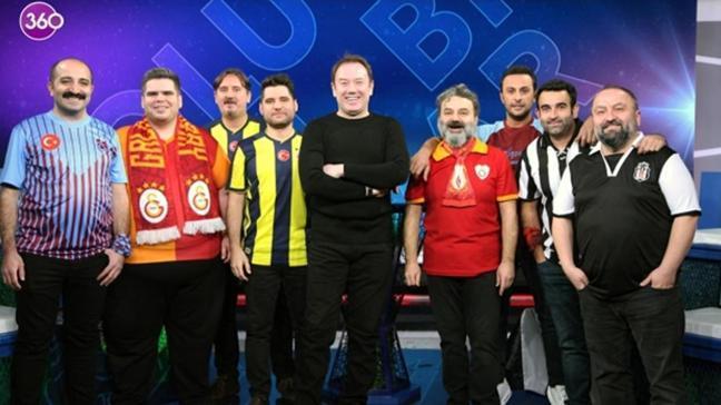 Kahkahalar, Taklitler, Samimi Tartışmalar… 360'tan ezber bozan futbol programı!