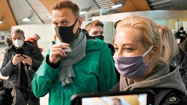 Dünyadan Rusya'ya Navalnıy çağrısı! 'Derhal serbest bırakın'