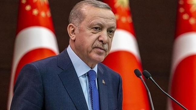 Başkan Erdoğan, Telegram uygulamasından bugünkü mesaisini paylaştı