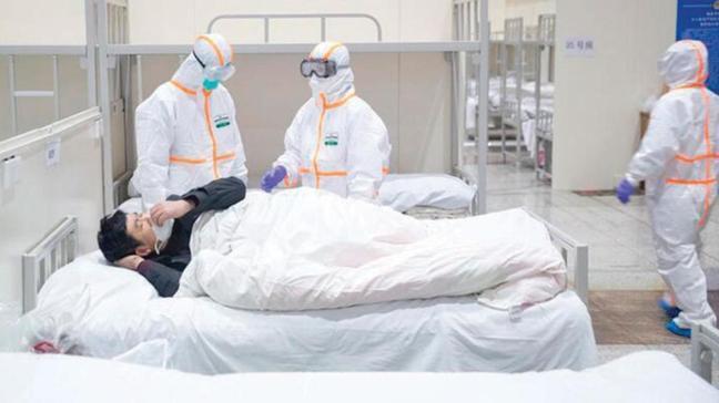 Çin'in koronavirüs yalanı belgeselde!