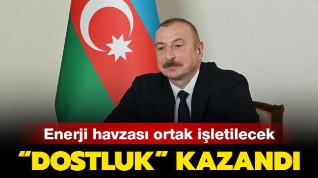"""""""Dostluk"""" kazandı: Hazar Denizi'ndeki enerji havzası ortak işletilecek"""