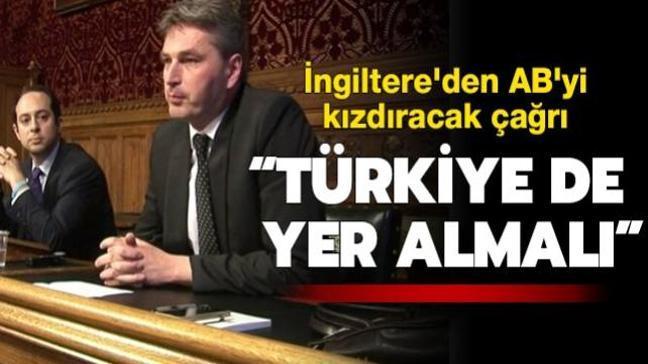 """İngiltere'den AB'yi kızdıracak """"alternatif platform"""" çağrısı: Türkiye de yer almalı"""