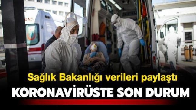 Sağlık Bakanlığı salgında son durumu açıkladı... İşte 21 Ocak koronavirüs tablosu