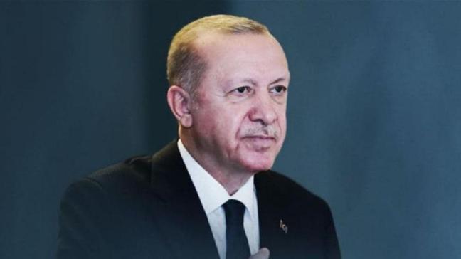 """Başkan Erdoğan: """"Büyük ve güçlü Türkiye'nin inşasını tamamlayana kadar durmayacağız, duraksamayacağız"""""""