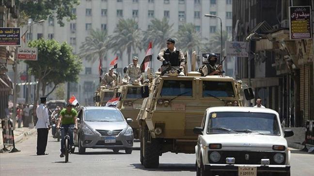 Mısır'da darbeci Sisi yönetimi OHAL'i 15'inci kez uzattı
