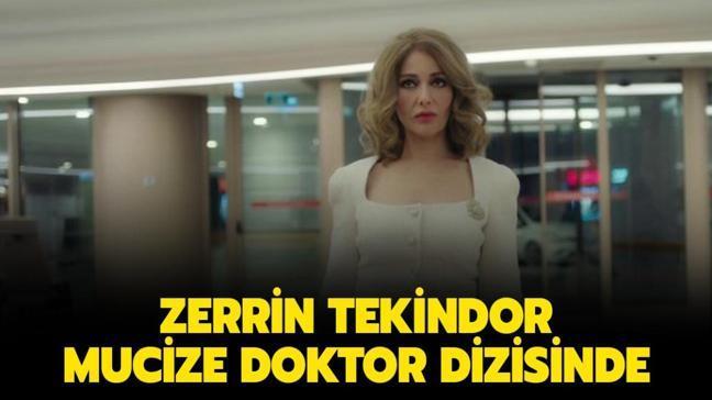 """Zerrin Tekindor kaç yaşında"""" Mucize Doktor'un Vuslat'ı Zerrin Tekindor kimdir"""""""