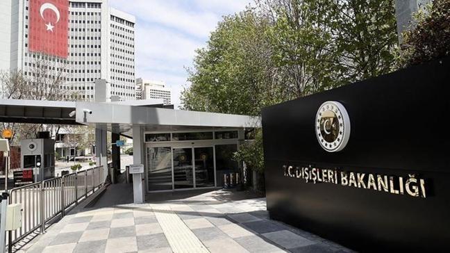 Türkiye'den Azerbaycan ile Türkmenistan arasındaki anlaşmaya ilişkin açıklama
