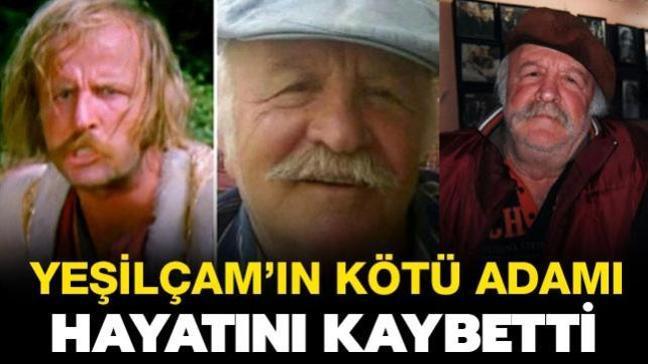 Son dakika haberi: Yeşilçam'ın kötü adamı Oktay Yavuz hayatını kaybetti