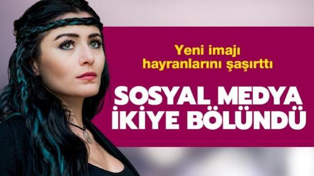 O eski halinden eser kalmadı! Deniz Çakır'ın yeni imajı sosyal medyayı ikiye böldü