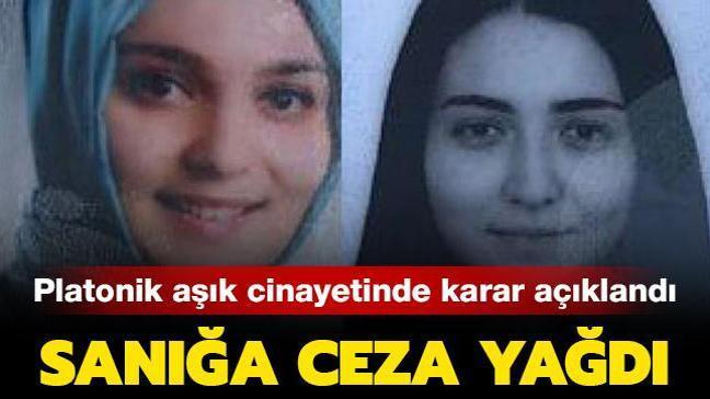 Konya'da Şeyma öğretmen ve kardeşini öldürmüştü: Karar belli oldu
