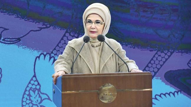 Emine Erdoğan: Atasözleri dünyanın bilgelik kaynaklarıdır
