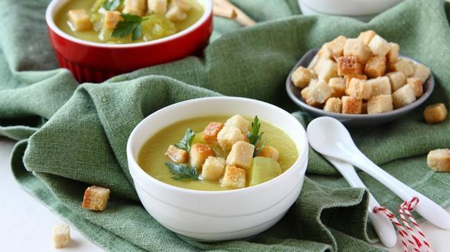 Hem bereketli hem de lezzetli patates çorbası tarifi