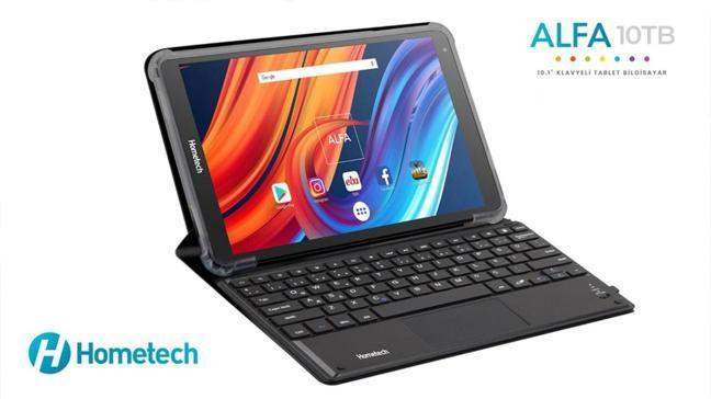 Hometech EBA Destekli Yeni Tableti Alfa 10TB'yi Satışa Çıkardı