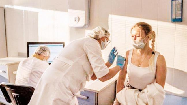 Moskova'dan çarpıcı iddia! 'Rus aşısı 9 ay koruyor'