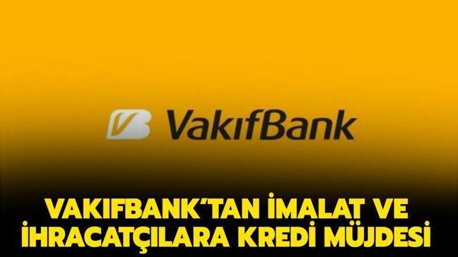"""Vakıfbank kredi başvurusu nasıl yapılır"""" Vakıfbank'tan 1 yıl geri ödemesiz, 72 ay vadeli yeni kredi paketi!"""