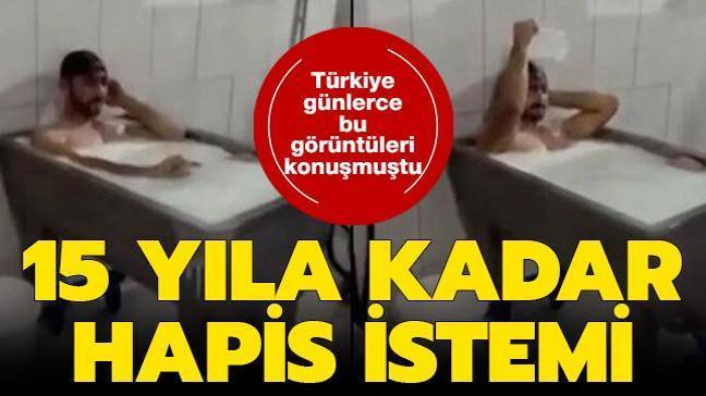 Türkiye günlerce bu görüntüleri konuşmuştu: Süt kazanında banyo yapan işçilere hapis istemi