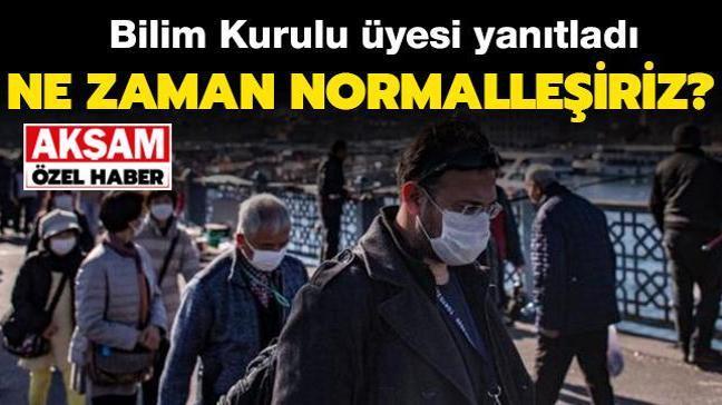 Bilim Kurulu Üyesi Prof. Dr. Serap Şimşek Yavuz: Yeni normal için erken