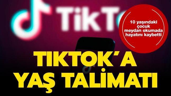 Çok konuşulacak TikTok kararı: Yaş kısıtı getirildi
