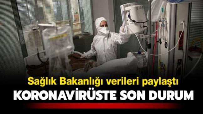Sağlık Bakanlığı salgında son durumu açıkladı... İşte 23 Ocak koronavirüs tablosu