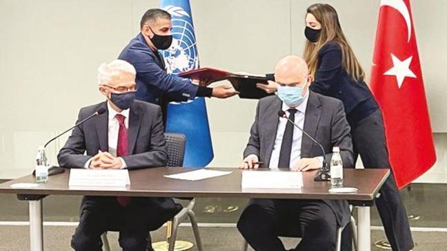 BM ofisi İstanbul'a taşınıyor