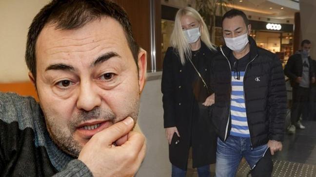 Serdar Ortaç, Seçil Gür'le reklam aşkı yaşadığı iddialarına sert çıktı! 'Herkes yerini bilecek'