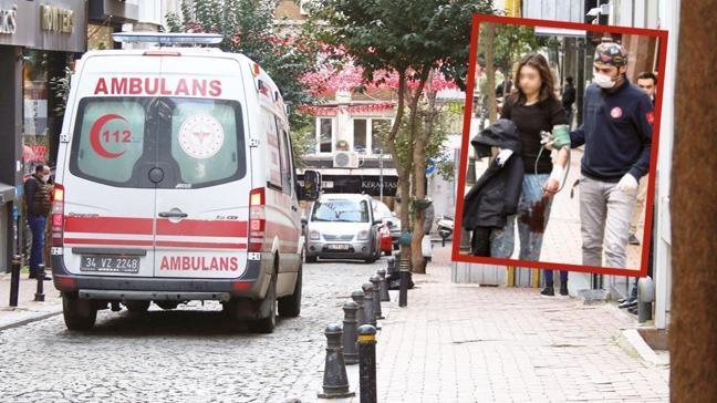 Hatalı park rezaleti! Ambulans yaralıya ulaşamadı
