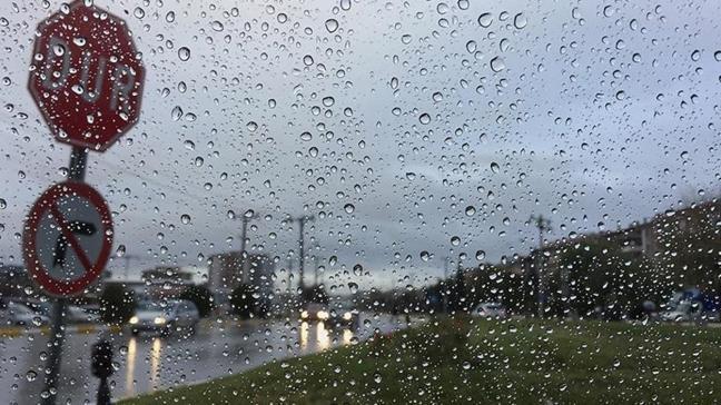 Kıyı Ege ve Antalya için kuvvetli yağış uyarısı