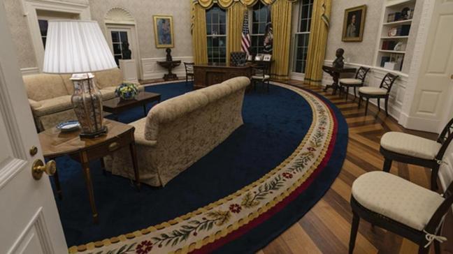"""NASA'dan istedi, Oval Ofis'te sergileyecek: Joe Biden'dan """"3,9 milyar yıllık"""" talep"""