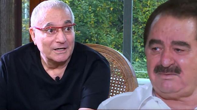 Ölümden dönen İbrahim Tatlıses ve Mehmet Ali Erbil röportajda buluştu… İbo Show'da gözyaşları sel oldu