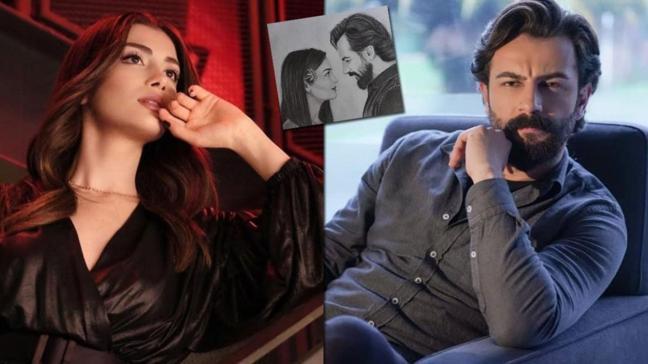 Yemin'in aşıkları Özge Yağız ve Gökberk Demirci'nin romantik paylaşımları hayranlarını mest etti
