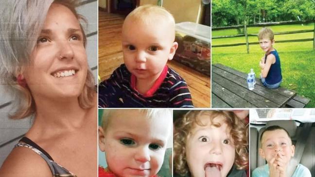 Anne cinneti! 5 evladını öldürüp intihar etti