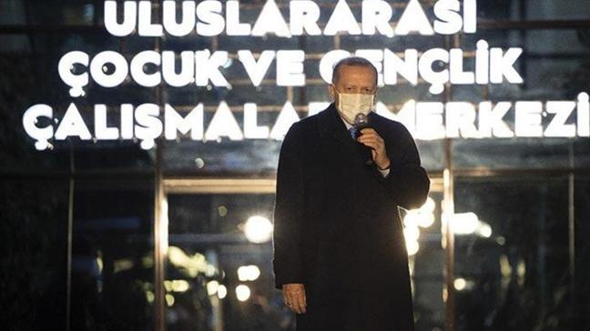 Başkan Erdoğan: Çok farklı ses getirecek