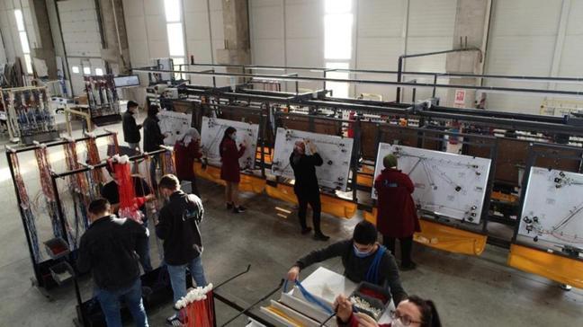 Fabrikalar açılmaya başlandı: Hedef 3 yılda 15 bin ek istihdam