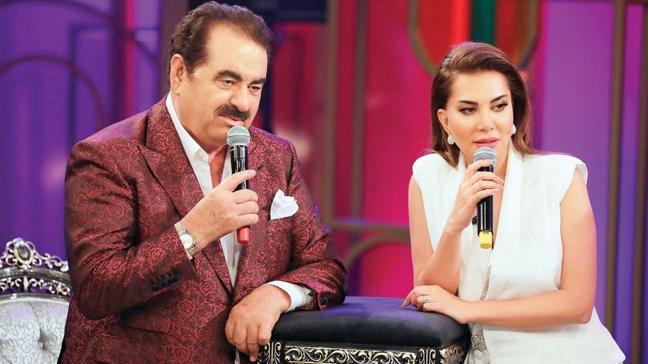 İbrahim Tatlıses'ten Ebru Yaşar'a övgü dolu sözler! 'İdobay'ın kraliçesi...'