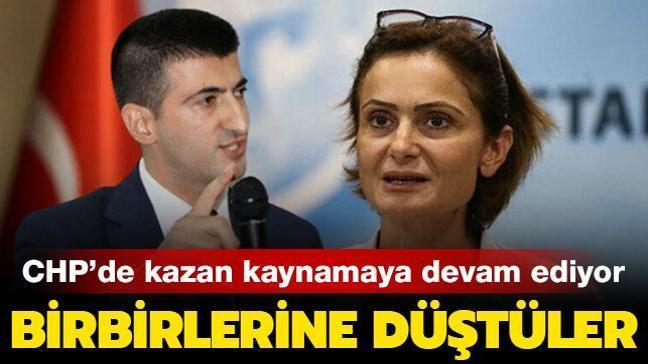 CHP'de Çelebi ve Kaftancıoğlu krizi! Birbirine girdiler
