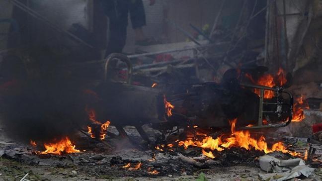Barış Pınarı bölgesinde teröristler sivilleri hedef aldı: Ölü ve yaralılar var
